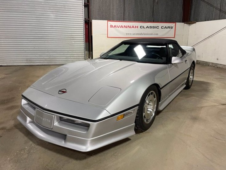 1986 Chevrolet Corvette for sale 101591186