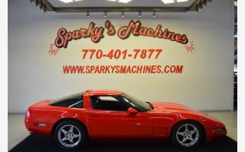 1986 Chevrolet Corvette for sale 101093870