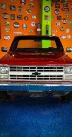 1986 Chevrolet Custom for sale 101115225