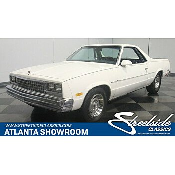 1986 Chevrolet El Camino for sale 101046171