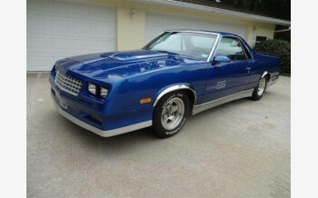 1986 Chevrolet El Camino for sale 101352365