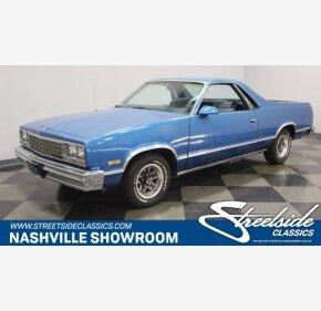 1986 Chevrolet El Camino Classics for Sale - Classics on