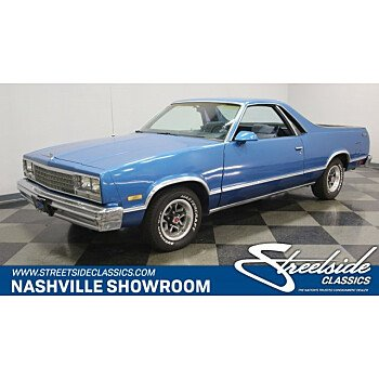 1986 Chevrolet El Camino V8 for sale 101073776