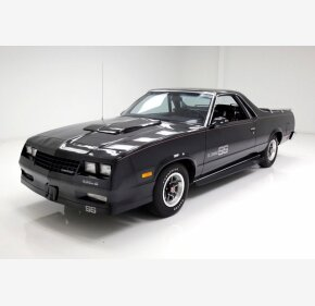 1986 Chevrolet El Camino SS for sale 101346232