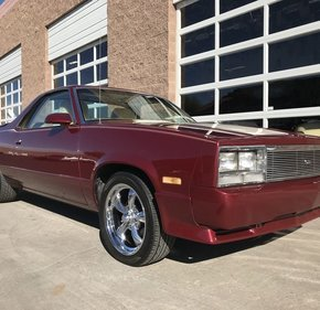 1986 Chevrolet El Camino V8 for sale 101410264