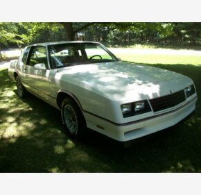 1986 Chevrolet Monte Carlo SS for sale 101051344