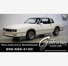 1986 Chevrolet Monte Carlo SS for sale 101189542