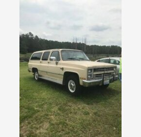 1986 Chevrolet Suburban for sale 101024080