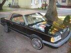 1986 Chrysler LeBaron for sale 101580700