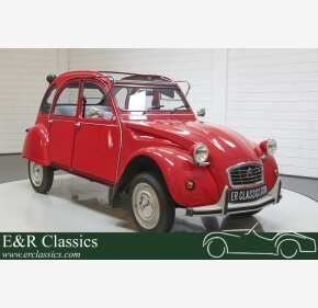 1986 Citroen 2CV for sale 101480048