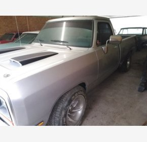 1986 Dodge D/W Truck for sale 101192887