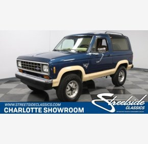 1986 Ford Bronco II for sale 101123177