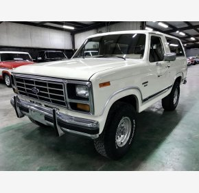 1986 Ford Bronco for sale 101302991
