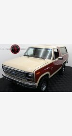 1986 Ford Bronco for sale 101392648