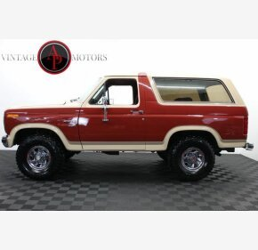 1986 Ford Bronco for sale 101406468