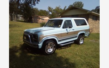 1986 Ford Bronco XLT for sale 101388887