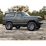 1986 Ford Bronco for sale 101601434