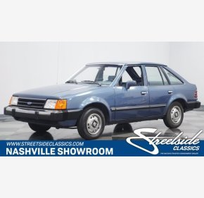 1986 Ford Escort for sale 101413372