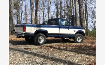 1986 Ford F250 4x4 Regular Cab for sale 101269949