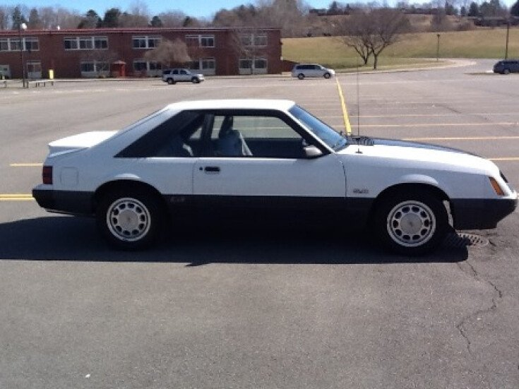 1986 Ford Mustang For Sale Near Fairport New York 14450 Classics On Autotrader