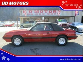 1986 Ford Mustang LX Convertible for sale 101028244