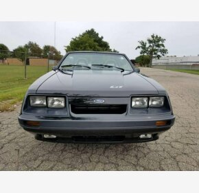 1986 Ford Mustang for sale 101062193