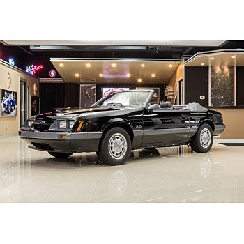 1986 Ford Mustang LX Convertible for sale 101069685