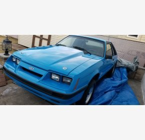1986 Ford Mustang Hatchback for sale 101095956