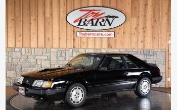 1986 Ford Mustang SVO Hatchback for sale 101232269