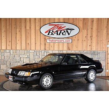1986 Ford Mustang SVO Hatchback for sale 101256538