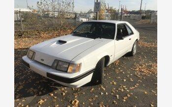1986 Ford Mustang SVO Hatchback for sale 101327518