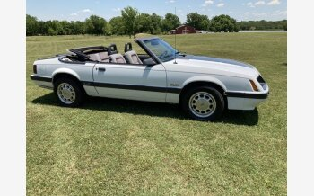 1986 Ford Mustang GT Convertible for sale 101355414