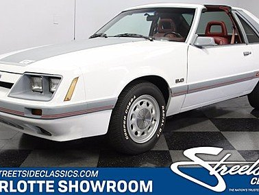 1986 Ford Mustang GT for sale 101383260
