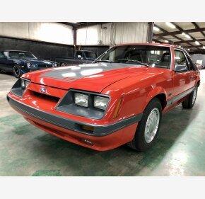 1986 Ford Mustang Hatchback for sale 101415441