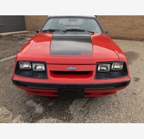 1986 Ford Mustang for sale 101418014