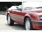 1986 Ford Mustang GT Convertible for sale 101558748