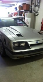 1986 Ford Mustang GT Hatchback for sale 101203385