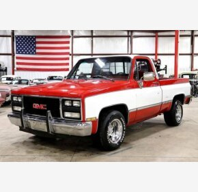 1986 GMC Sierra 1500 2WD Regular Cab for sale 101096613
