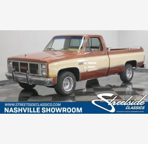 1986 GMC Sierra 1500 2WD Regular Cab for sale 101294047