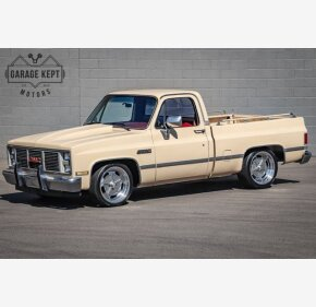 1986 GMC Sierra 1500 2WD Regular Cab for sale 101344792