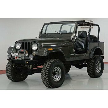 1986 Jeep CJ 7 for sale 101081690