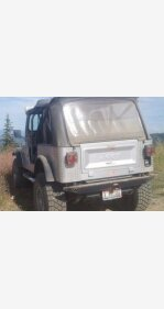 1986 Jeep CJ 7 for sale 100951708