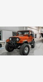 1986 Jeep CJ 7 for sale 101276105