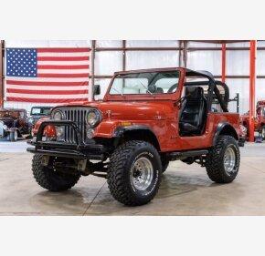 1986 Jeep CJ 7 for sale 101333782