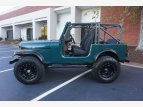 1986 Jeep CJ 7 for sale 101396456
