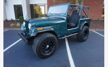 1986 Jeep CJ 7 for sale 101396456