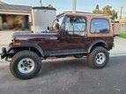 1986 Jeep CJ 7 for sale 101560974