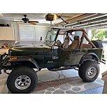 1986 Jeep CJ 7 for sale 101574425