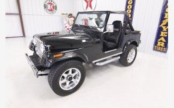 1986 Jeep CJ for sale 101624658