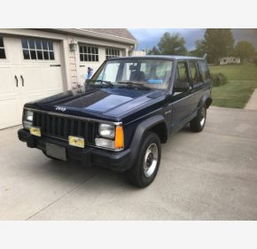 1986 Jeep Cherokee for sale 101214514